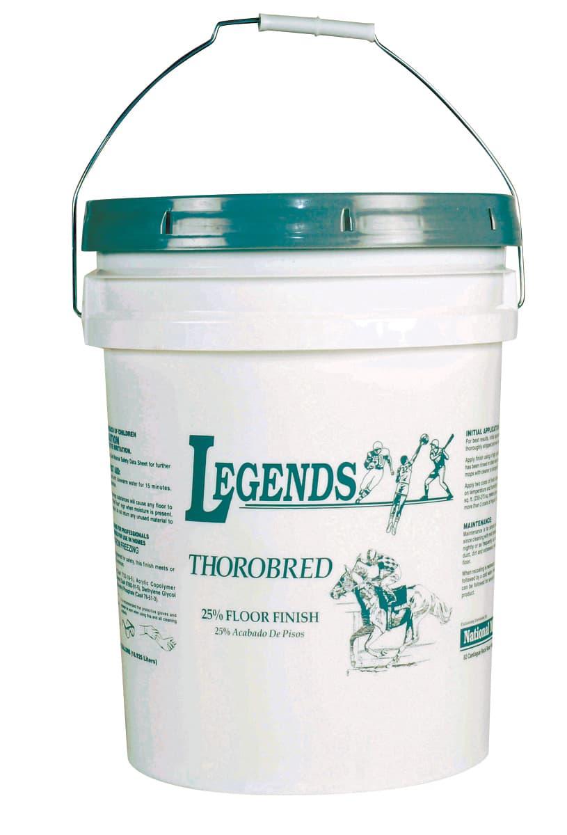 Thoroughbred 25 Sealer Finish National Maintenance Supplies Inc